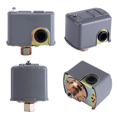 Excellent 3050 Pressure Control Switch For Well Tank Water Pump Double Spring.