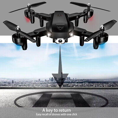 GPS WIFI FPV Drone With 1080P HD Camera 2.4G RC Selfie Foldable Quadcopter re