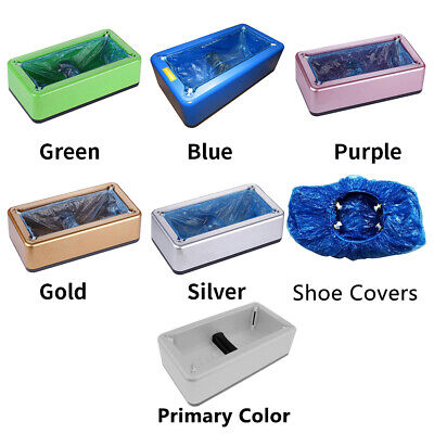 Disposable Automatic Shoe Cover Overshoes Dispenser Machine