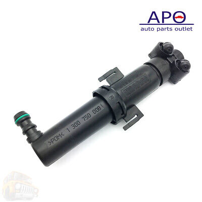 New 2013-2015 Passenger Right For Audi Q5 Headlamp Washer Wiper Cylinder Nozzle