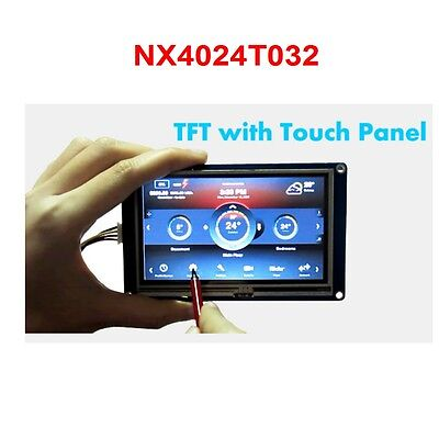 3.2 Nextion Nx4024t032 Usart Hmi Tft Lcd Touch Display Panel Screen 400x240