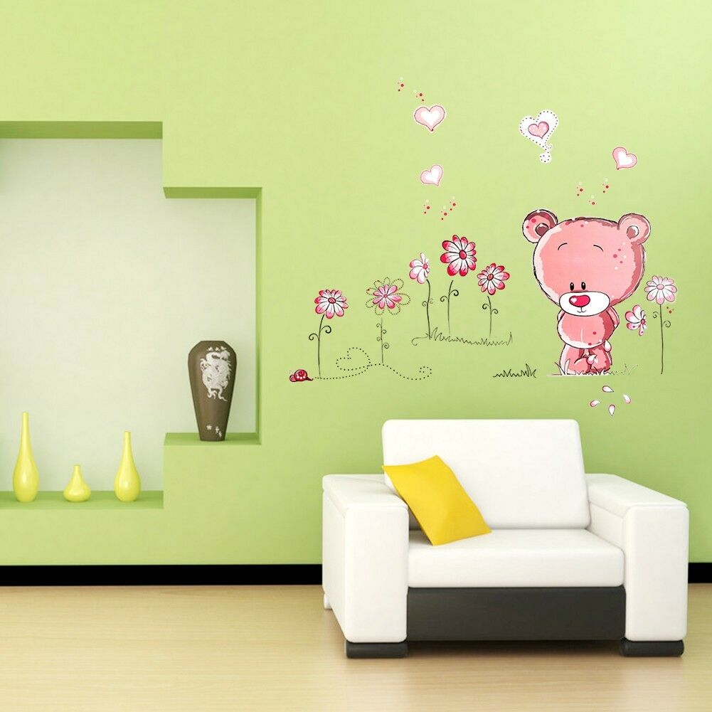Decals, Stickers - Vinyl Art , Home Décor , Girl