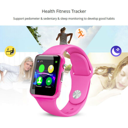 Smart Watches Watch For Kids Children Smartwatch Phone With