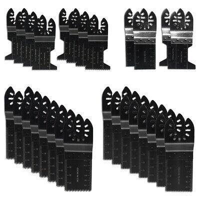28 Pc Saw Blades Multi-tool Oscillating Saw Blade For Dremel Bosch Metal Wood