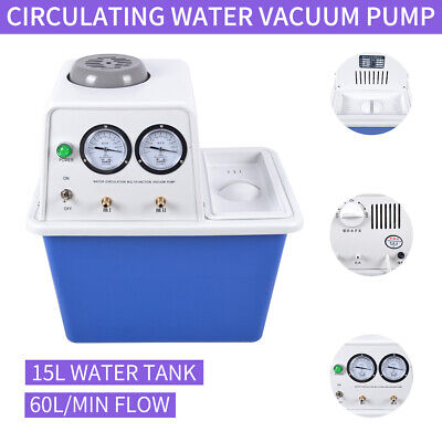 180w Vacuum Pump Shz-d Lab Chemistry Equipment Circulating Water Pump 110v