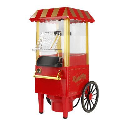 Popcornmaschine Nostalgie Popcornmaker Popcorngerät Popcorn Maschine Sweet