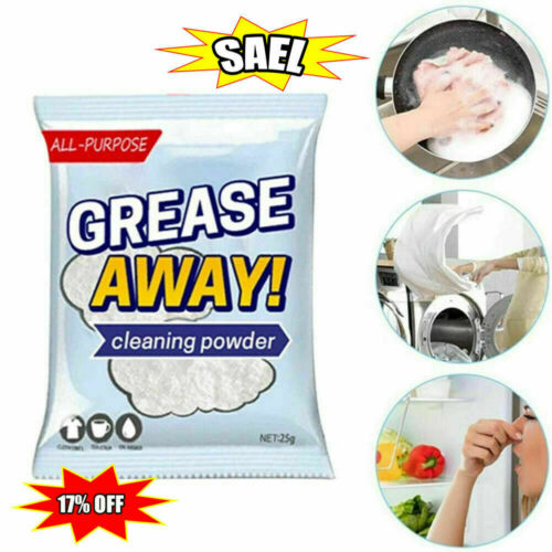 Grease Away Powder Cleaner 2021