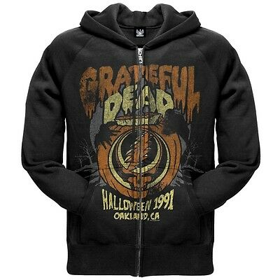 Grateful Dead - Halloween '91 Zip Hoodie