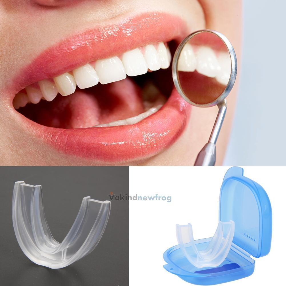 Dental Mouth Guard Bruxism Splint Night Teeth Tooth Grinding