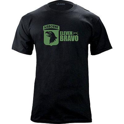 Original Army 101st Airborne Division 11 Bravo Infantry T-Shirt