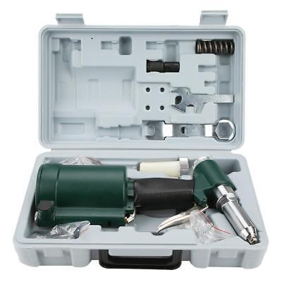 Pneumatische Geräte (Druckluft Nietpistole 2.4-4.8mm Nietgerät Pneumatisch Nietzange Blindnieten Kit)