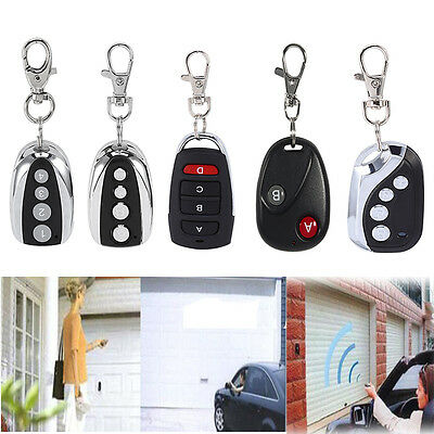 433.92Mhz Wireless Transmitter Gate Opener Cloning Remote Control Key Hot DW GL