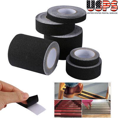 1-6 Safety Non Skid Tape Anti Slip Tape Sticker Grip Safe Grit Bathroom Shower