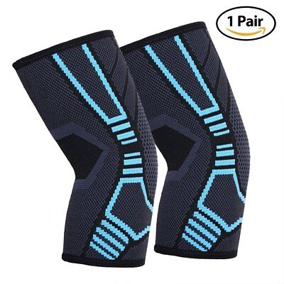2X Arm Elbow Support Brace Compression Sleeve For Women Men Kids Tennis