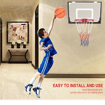 Mini Basketball Hoop System Indoor Outdoor Home Office Wall Basketball Net Goal](Cheap Basketball Hoop)