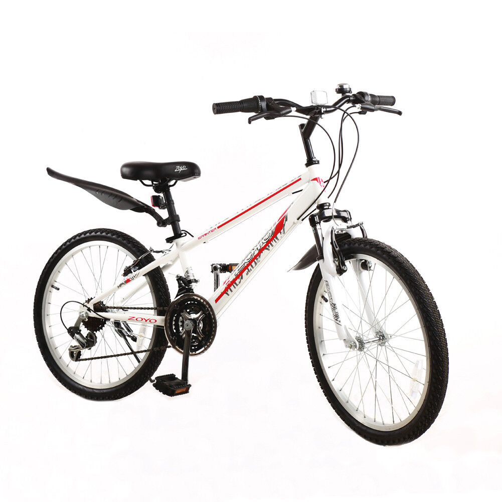 "22"" Mountain Bike Road Bicycle Kids Mountain Bike  Shimano 2"
