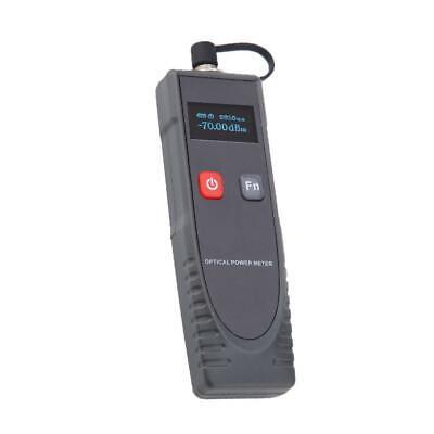 Wt65 Digital Fiber Optical Power Meter Fault Locator Fiber Optic Cable Tester