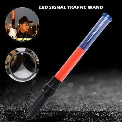 Traffic Safety Baton Light Warning Led Wand Road Control Light Police Equipment