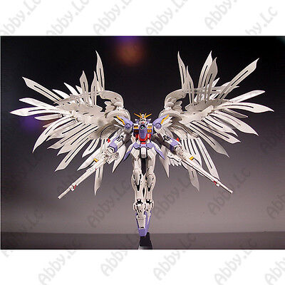 Non Model : For 1 100 MG XXXG-00W0 Wing Gundam Zero Wing Upgrade Conversion Kit