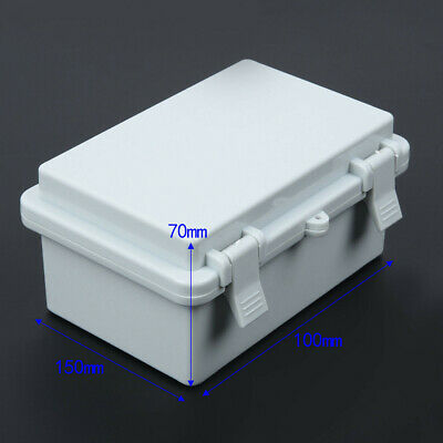 Electrical Enclosure Plastic Junction Box Ip65 Weatherproof Waterproof Us