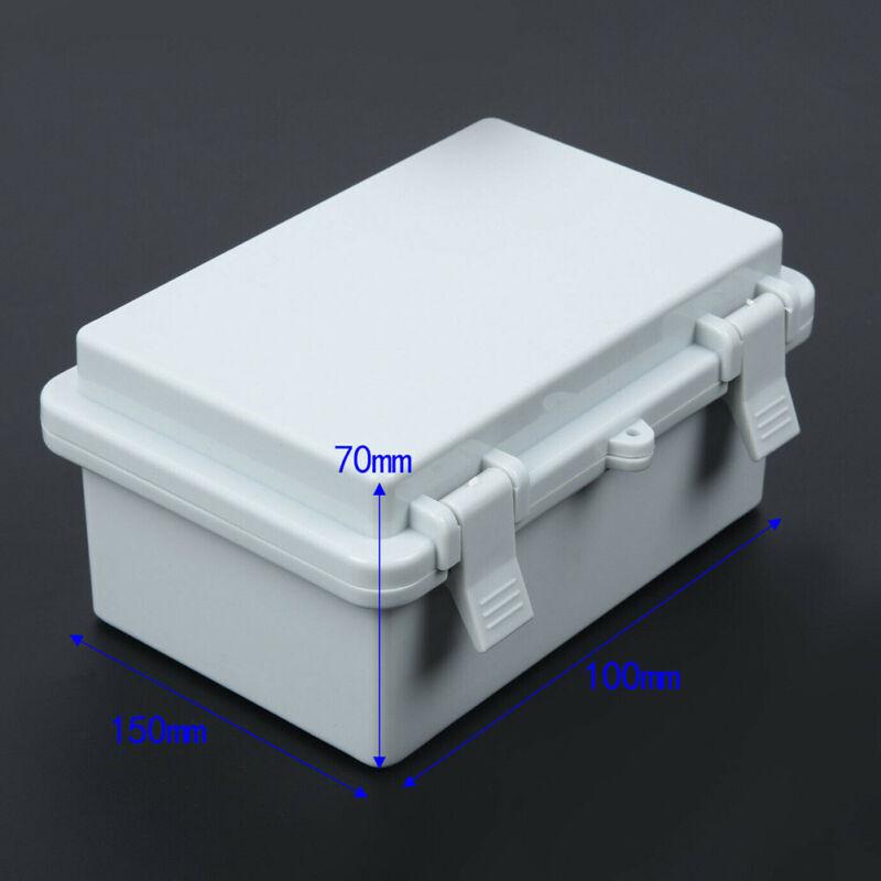 Electrical Enclosure Plastic Junction Box IP65 Weatherproof Waterproof US