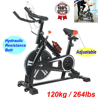 Home Stationary Exercise Bike Bicycle Fitness Cardio Cycling