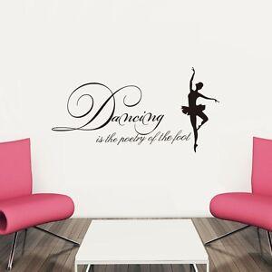 dance wall decals ebay wall art stickers sport decals dancer wall sticker
