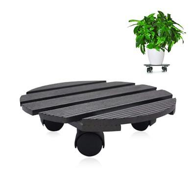 Plant Caddy Heavy Duty Plant Stand With Wheels Holds Up To 12 Inches And 80 Lbs