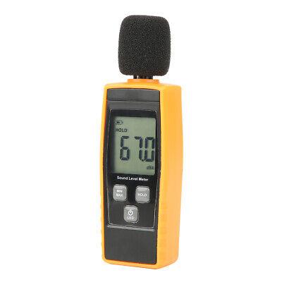 Digital Sound Pressure Level Decibel Noise Meter Db Tester 30130dba Lcd