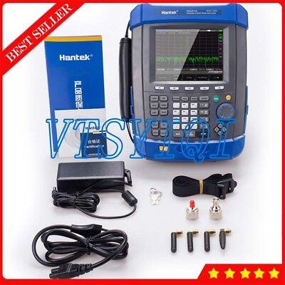 Usb Interface Field Strength Meter Digital Monitor Handheld Spectrum Analyzer