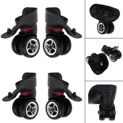 Replacement Luggage Suitcase Wheels Swivel Trolley Travel Left & Right (Replacement Swivel)