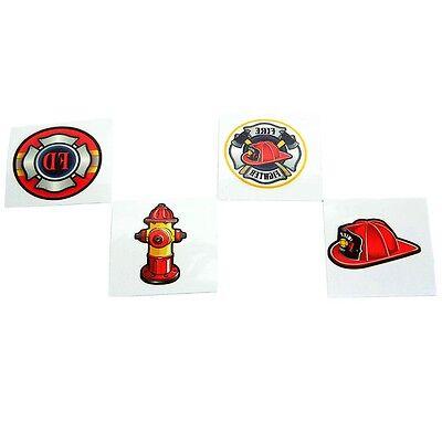 Firefighter Tattoos (Fireman Tattoo)