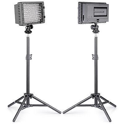 Neewer Photo Studio CN-216 LED Lighting Kit for Canon, Nikon, Pentax, Panasonic