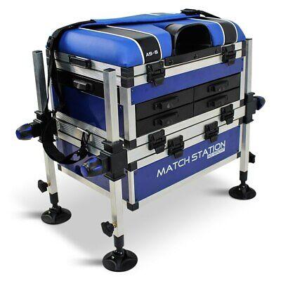 Match Station® AS5 Drawer Alloy Pro-Sport™ Seat Box
