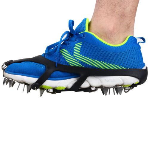 Ice climbing boot spikes
