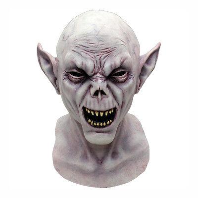 Caitiff Vampire (Caitiff Vampire / Demon Adult Full Overhead Latex Mask Ghoulish Production)