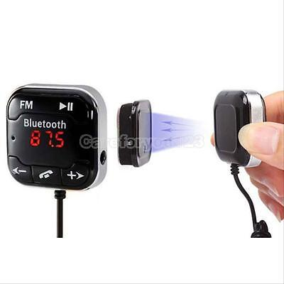 Bluetooth Car Kit MP3 Player Wireless FM Transmitter Modulator USB SD Handsfree on Rummage