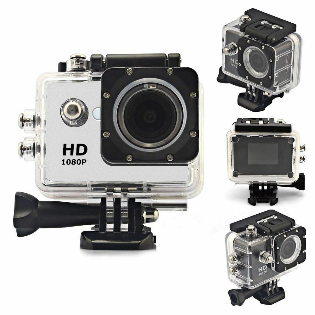 "Sj4000 2"" 1080p Full Hd Sport Dv Waterproof Action Camera..."