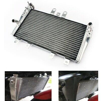 Engine Water Cooling Aluminum Radiator for Triumph Speed Triple 1050 2005-2010