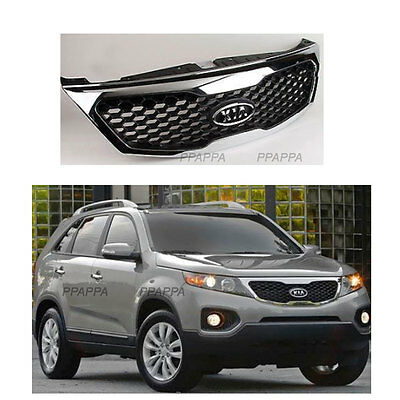 OEM Genuine Front Radiator Grill for Kia Sorento 2011-2013