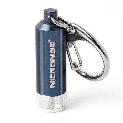 Nicron Mini KeyChain LED Light Waterproof  Flashlight Pocket Torch Lamp N1.1](Led Keychain)