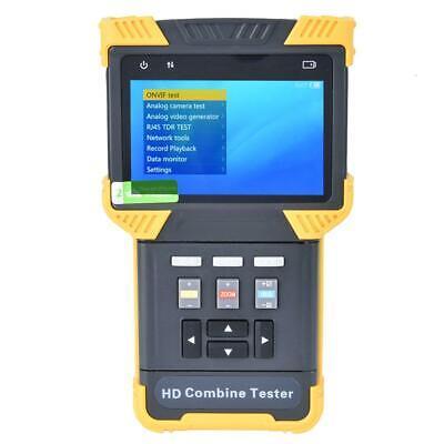 Digital Combine Tester Cctv Tester Ip Analog Camera Coaxial Hd Cvitviahd Test