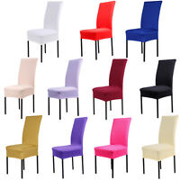 Hot Universal Spandex Stretch Chair Covers Wedding Party Hotel Decoration - unbranded - ebay.co.uk