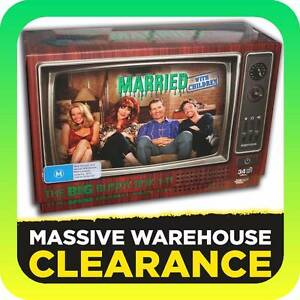 Married With Children: The Big Bundy Box Complete Collection Tullamarine Hume Area Preview