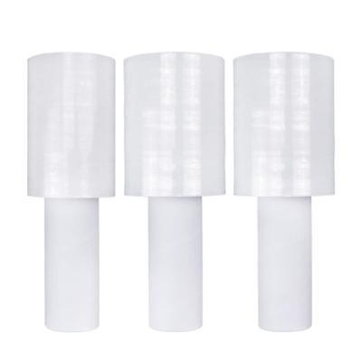 3 Rolls Clear Stretch Plastic Wrap 5