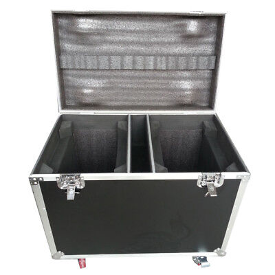 200W /230w Moving Head Light Dual Flight Case with wheels fly case for sale - Cheap Black Lights For Sale