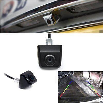 Car Night Vision Rear View Reversing Backup HD IR CCD Camera 170° Waterproof UK
