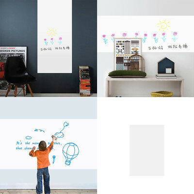 45cm X 60cm Dry Wipe Removable Whiteboard Vinyl Wall Sticker Office Home Love