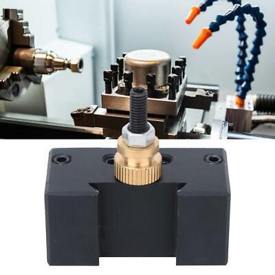 1pc Quick Change Tool Post Mini Lathe Cnc Boring Bar Turning Tool Holder