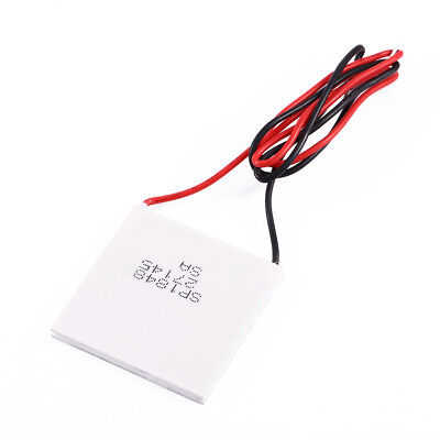 High Temperature Thermoelectric Power Generator Peltier Teg Module Board 40x40mm